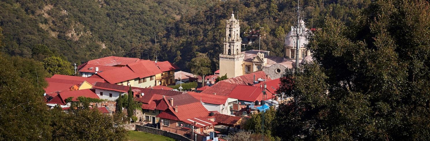 Mineral del Chico, Mexico