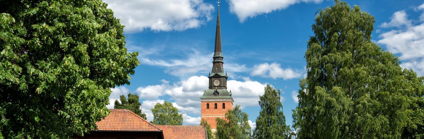 Mora, Suécia
