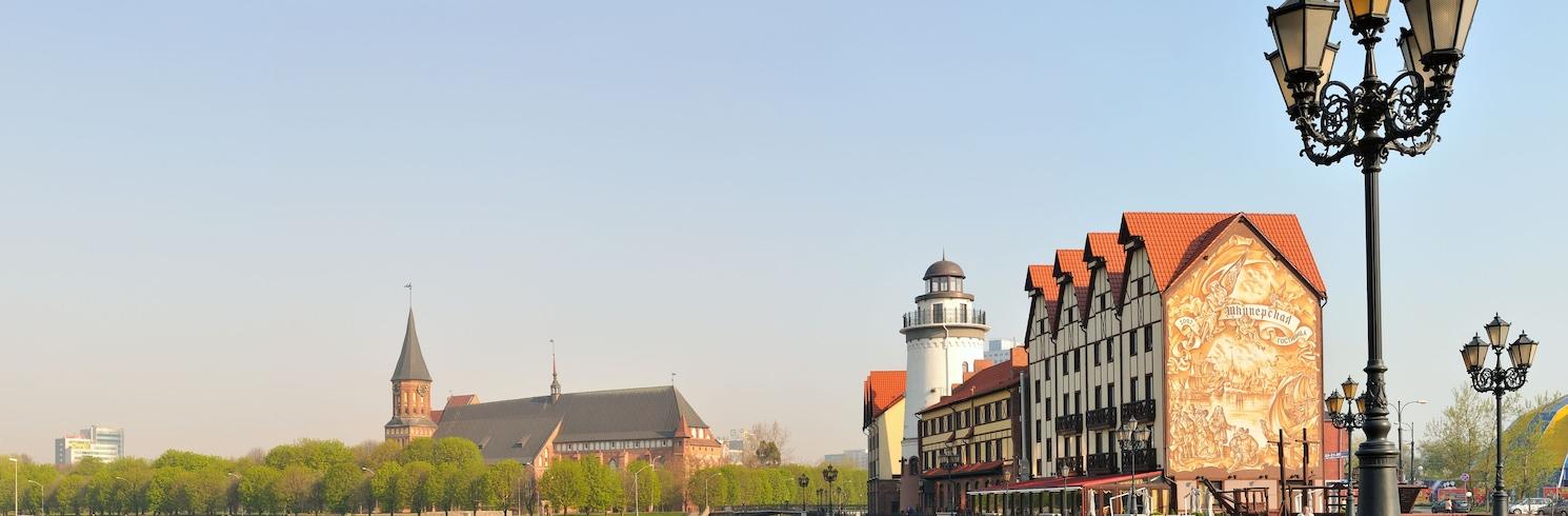Kaliningrad, Rusland