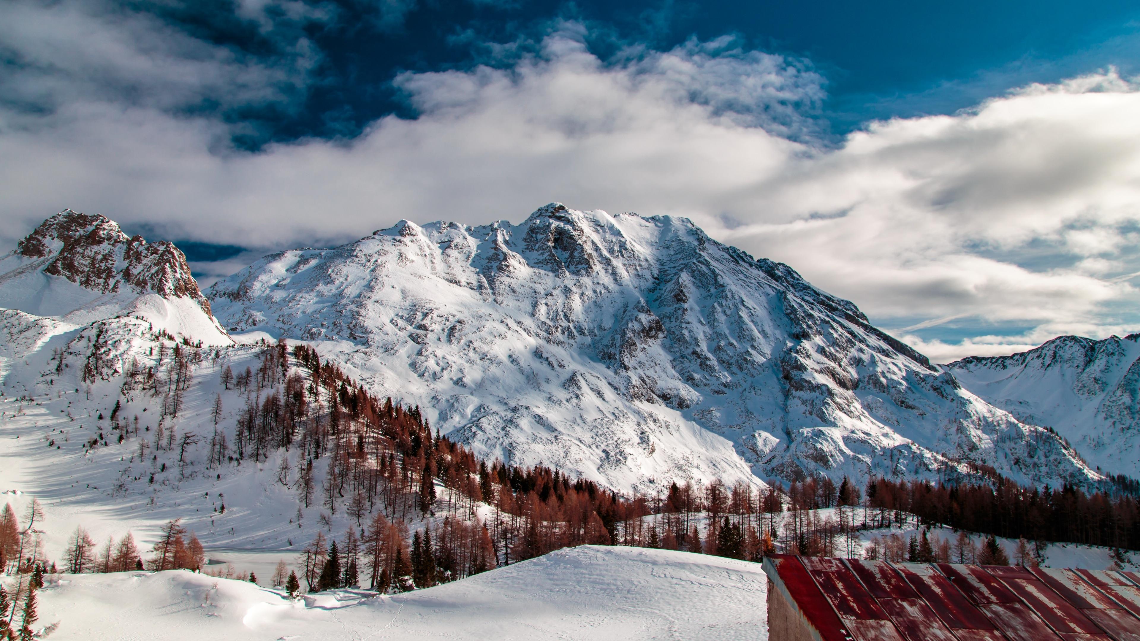 Valle Aurina, Trentino-Zuid-Tirol, Italië