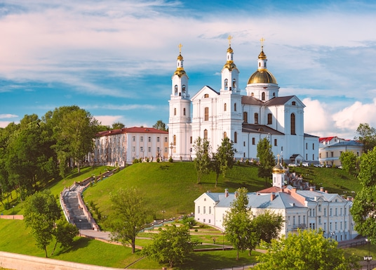 Вітебськ, Білорусія