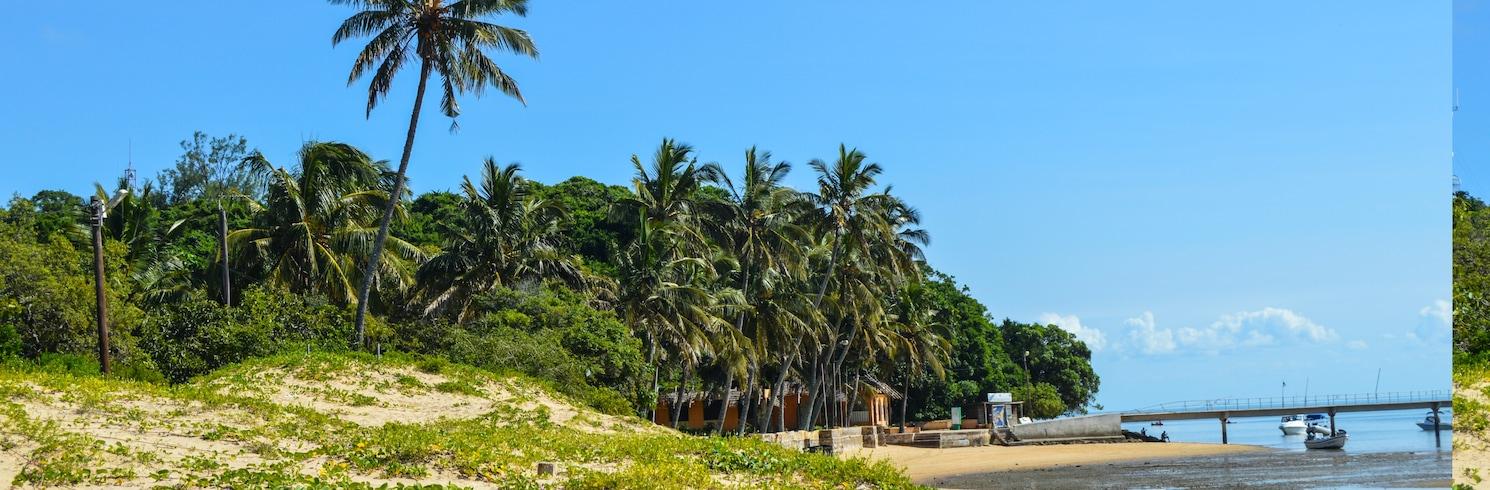 เกาะ Inhaca, โมซัมบิก