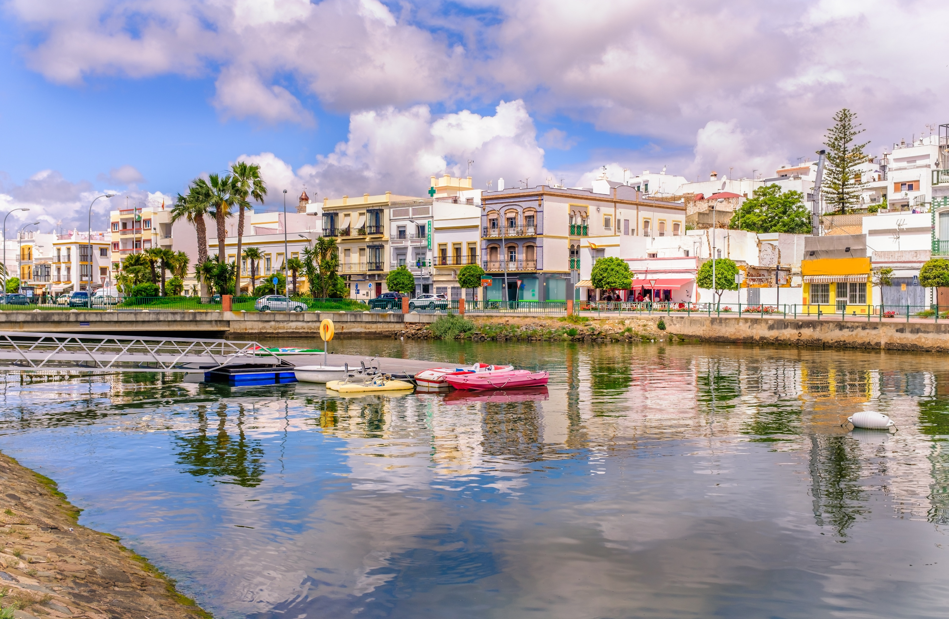 Ayamonte, Andalusia, Spain