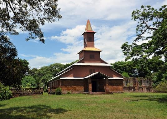 Okręg Cayenne, Gujana Francuska