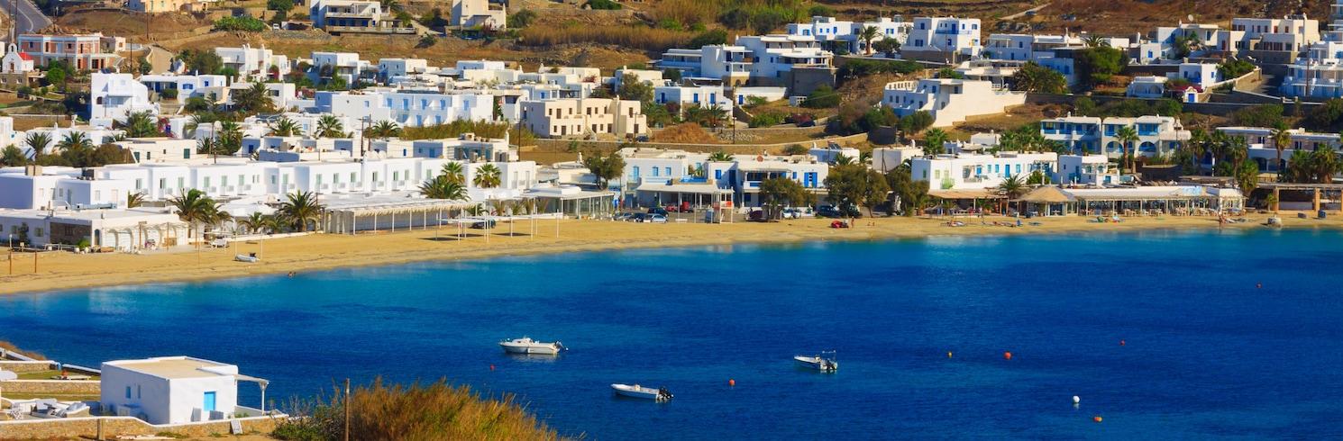 Agios Ioannis, Kreikka