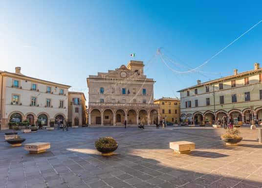 Montefalco, Italië