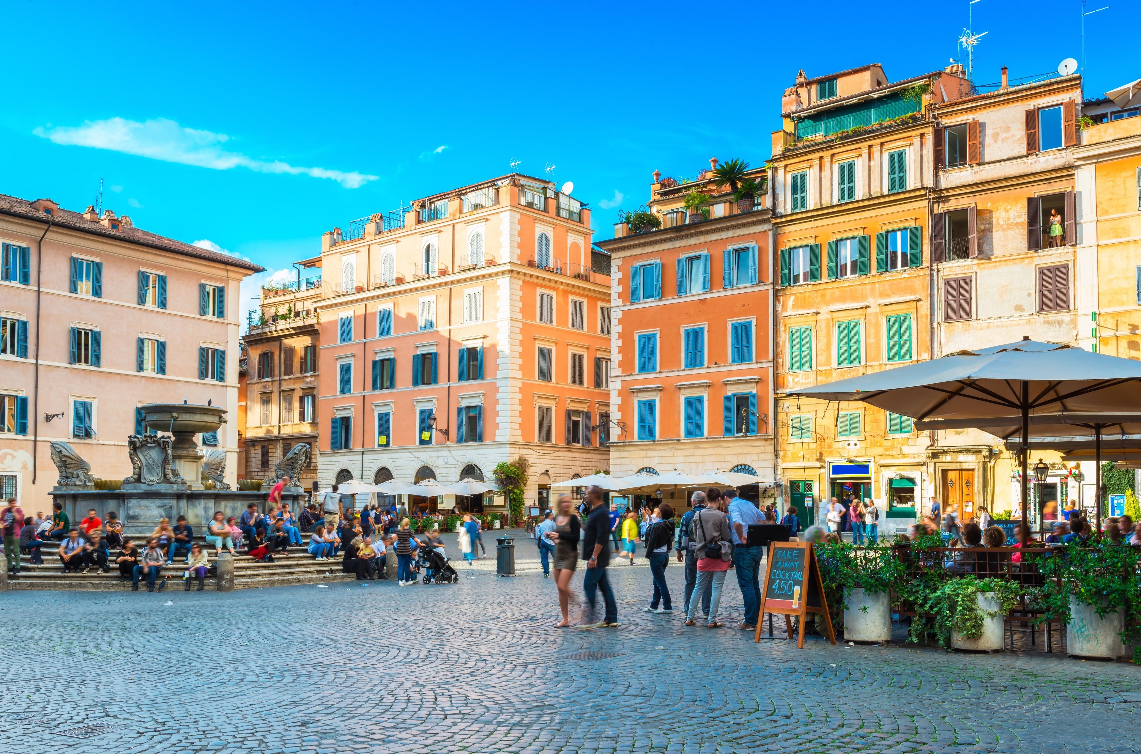 Trastevere, Rome, Lazio, Italy