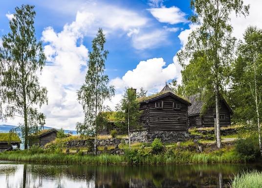 Lillehammer, Norvēģija