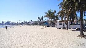Waterfront, Santa Barbara, Kalifornien, USA