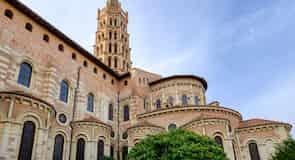 Saint-Sernins basilika