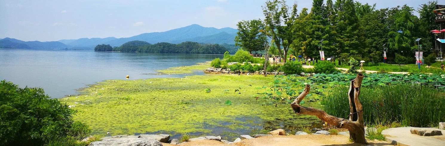 Hanam, Kórejská republika