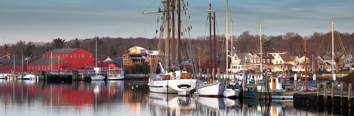 Mystic, Connecticut, Estados Unidos