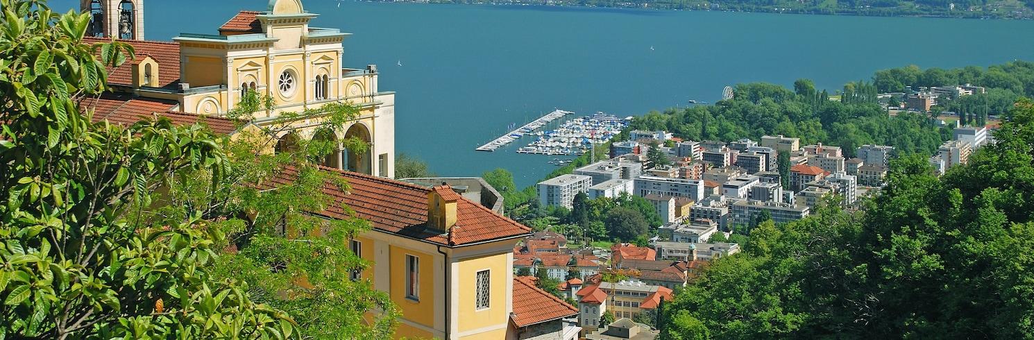 Locarno, İsviçre