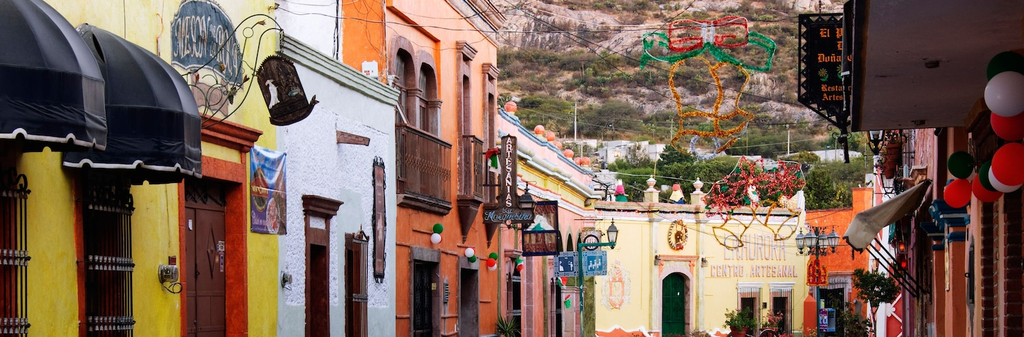 Bernal, Mexico