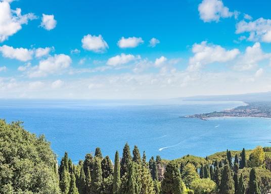 Taormina, İtalya