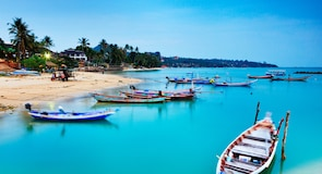 Strand von Lamai