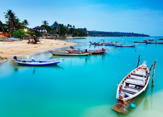 Lamai, Thailand