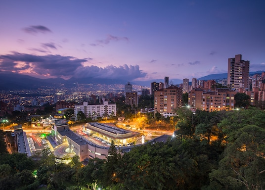 Антиохия, Колумбия