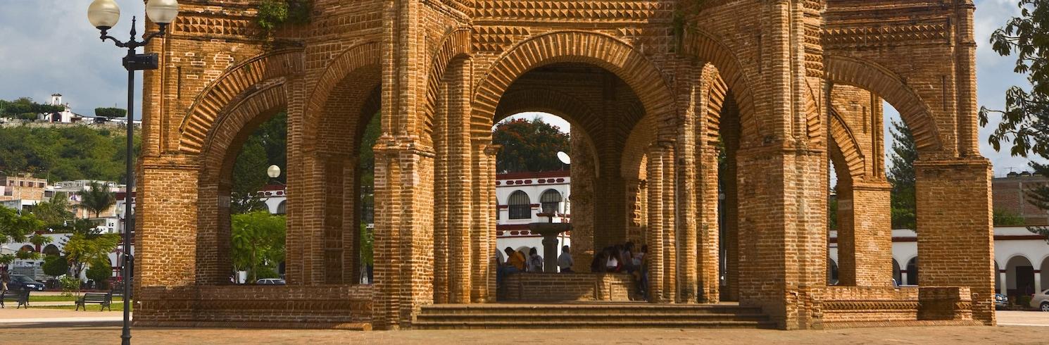 チャパ デ コルソ, メキシコ