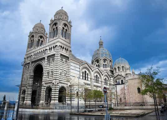 マルセイユ, フランス