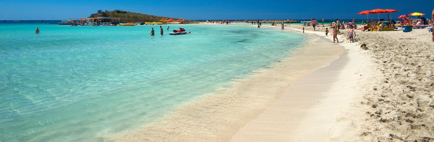 阿依納巴, 塞浦路斯