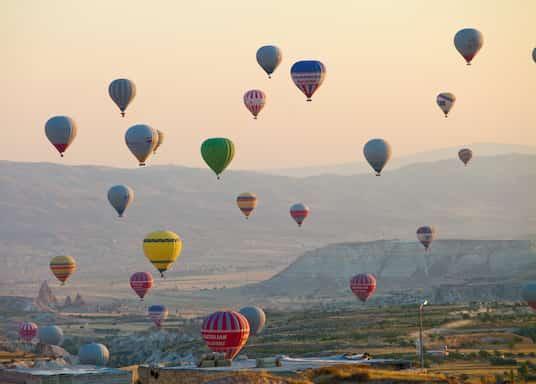 Ürgüp, Turquía