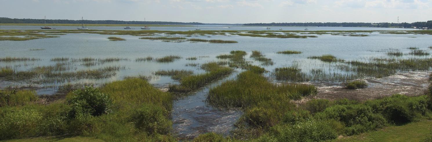 Port Royal, Carolina Selatan, Amerika Serikat