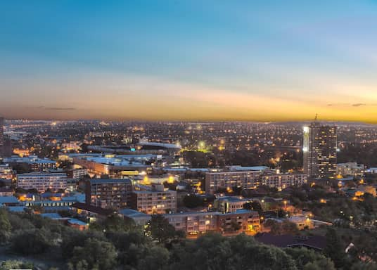 Bloemfontein, Sudáfrica