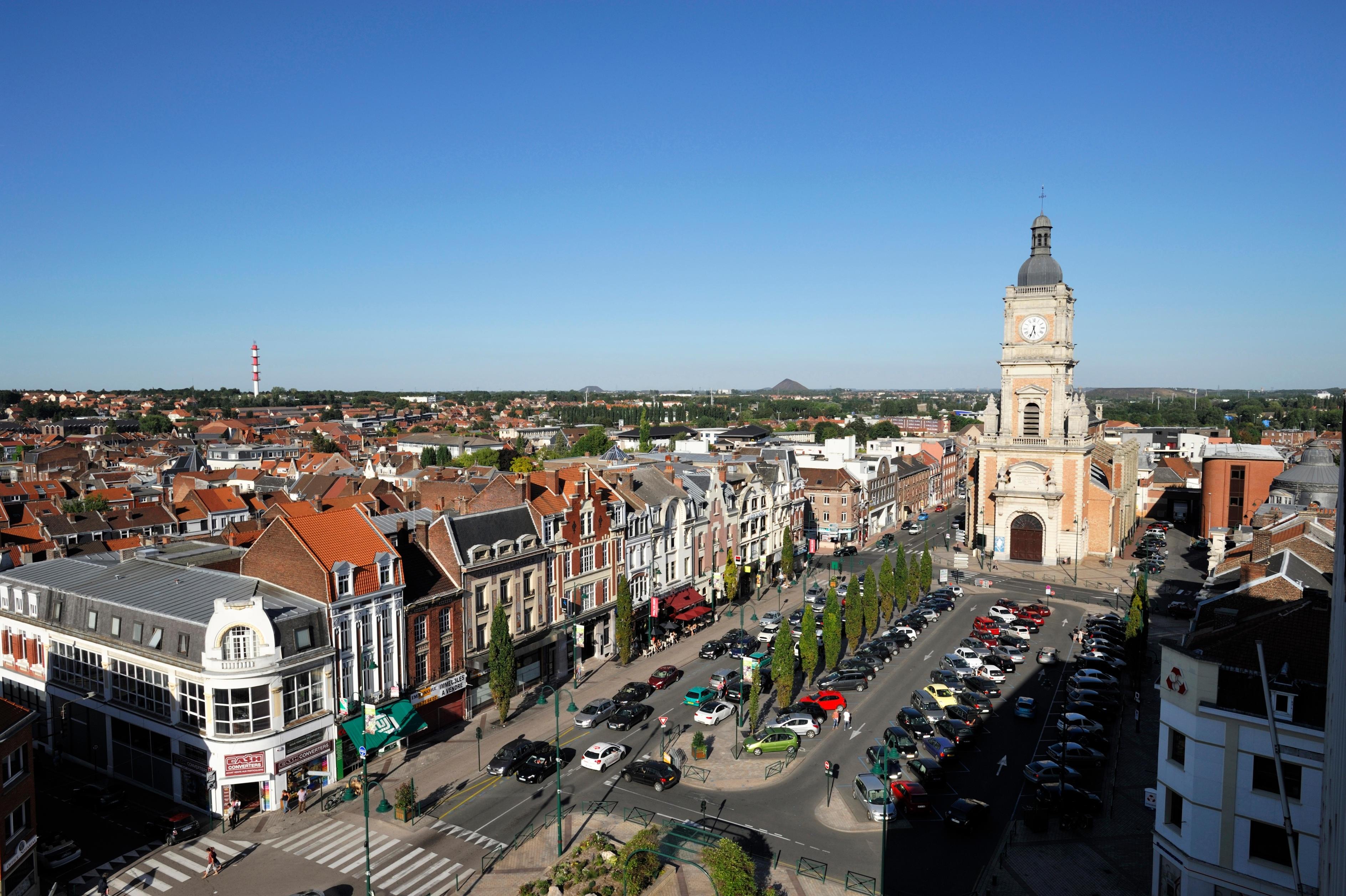 Lens, Pas-de-Calais, France