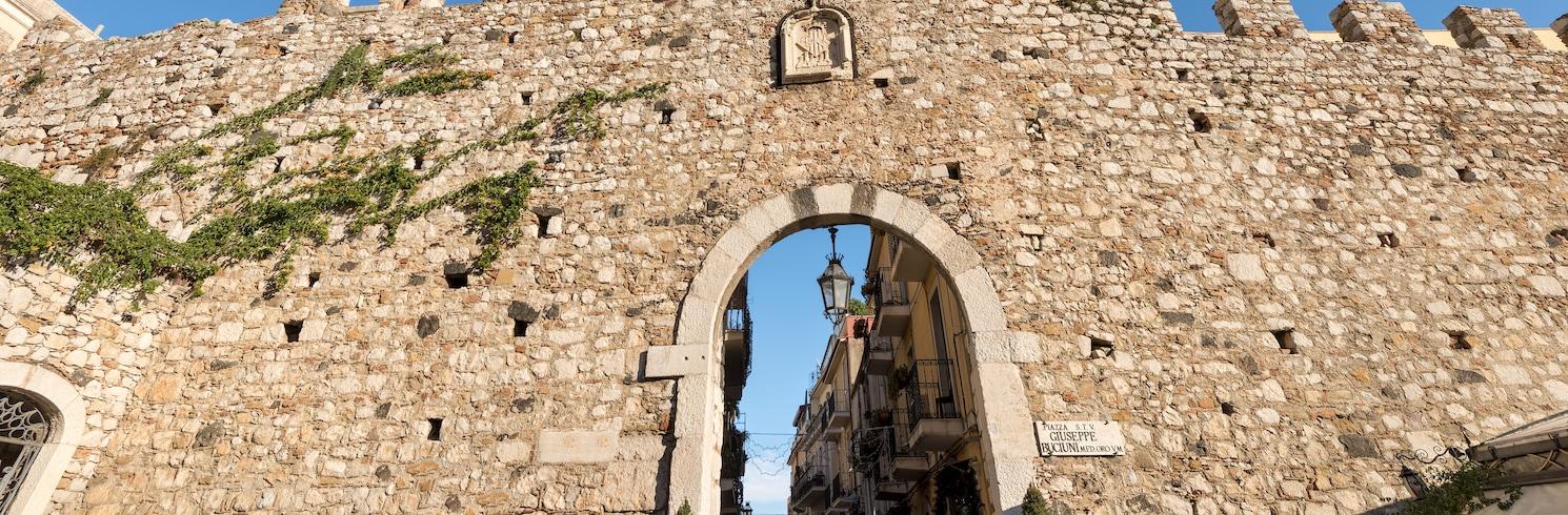 타오르미나, 이탈리아