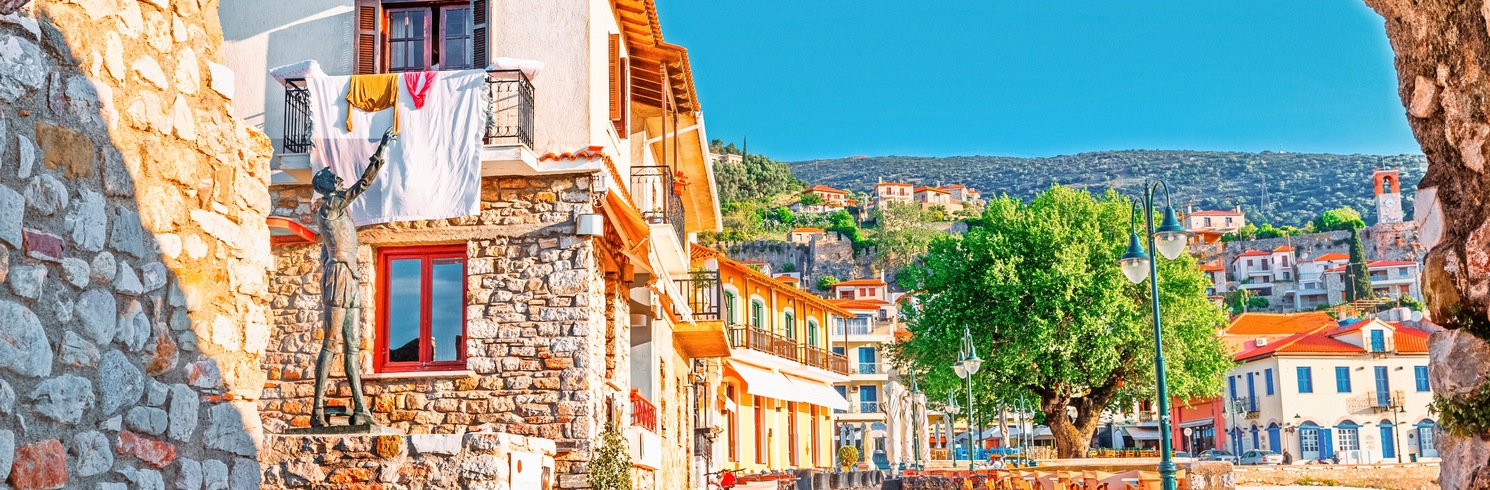 Nafpactos, Grecia