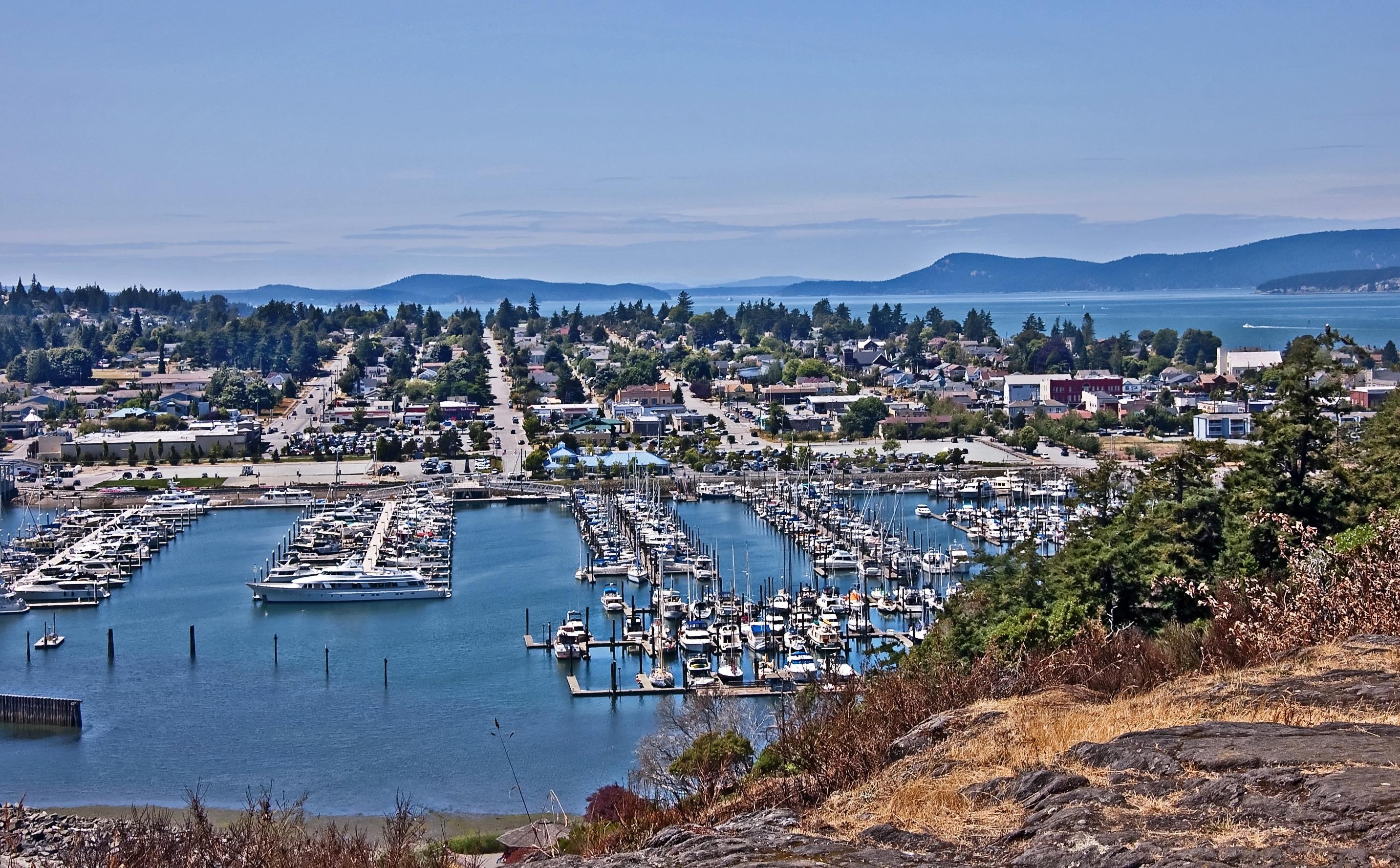 Fidalgo Island, Washington, United States of America