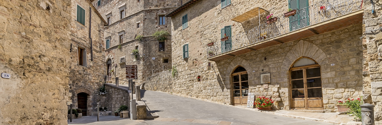 Sarteano, Italië