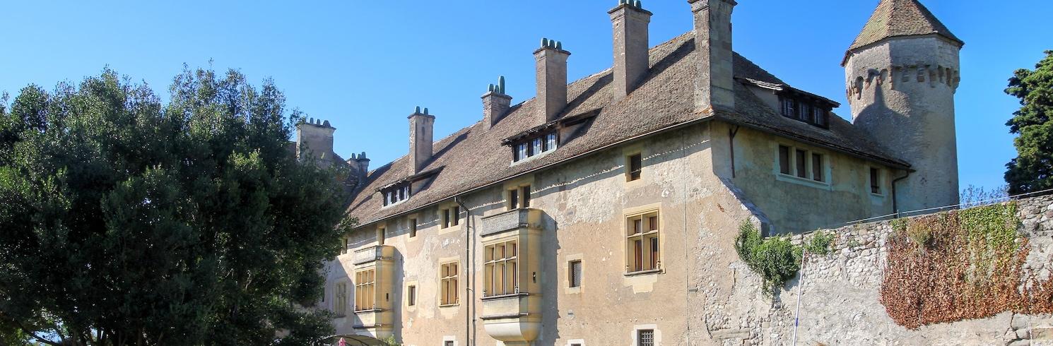 Thonon-les-Bains, France
