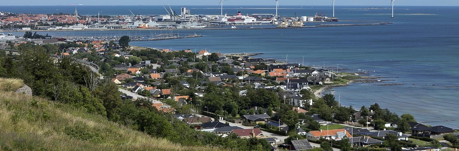 프레데릭스하운, 덴마크