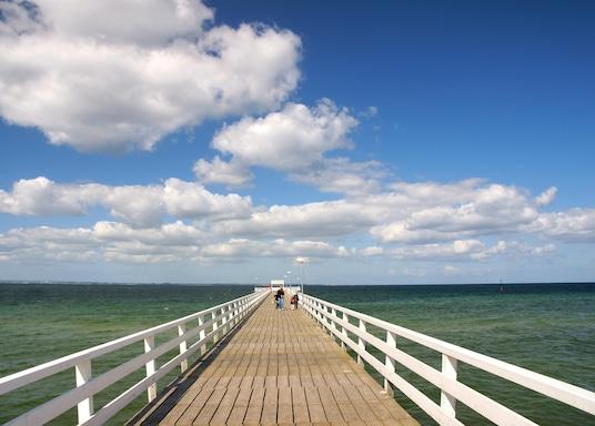 Timmendorfer Strand, Jerman