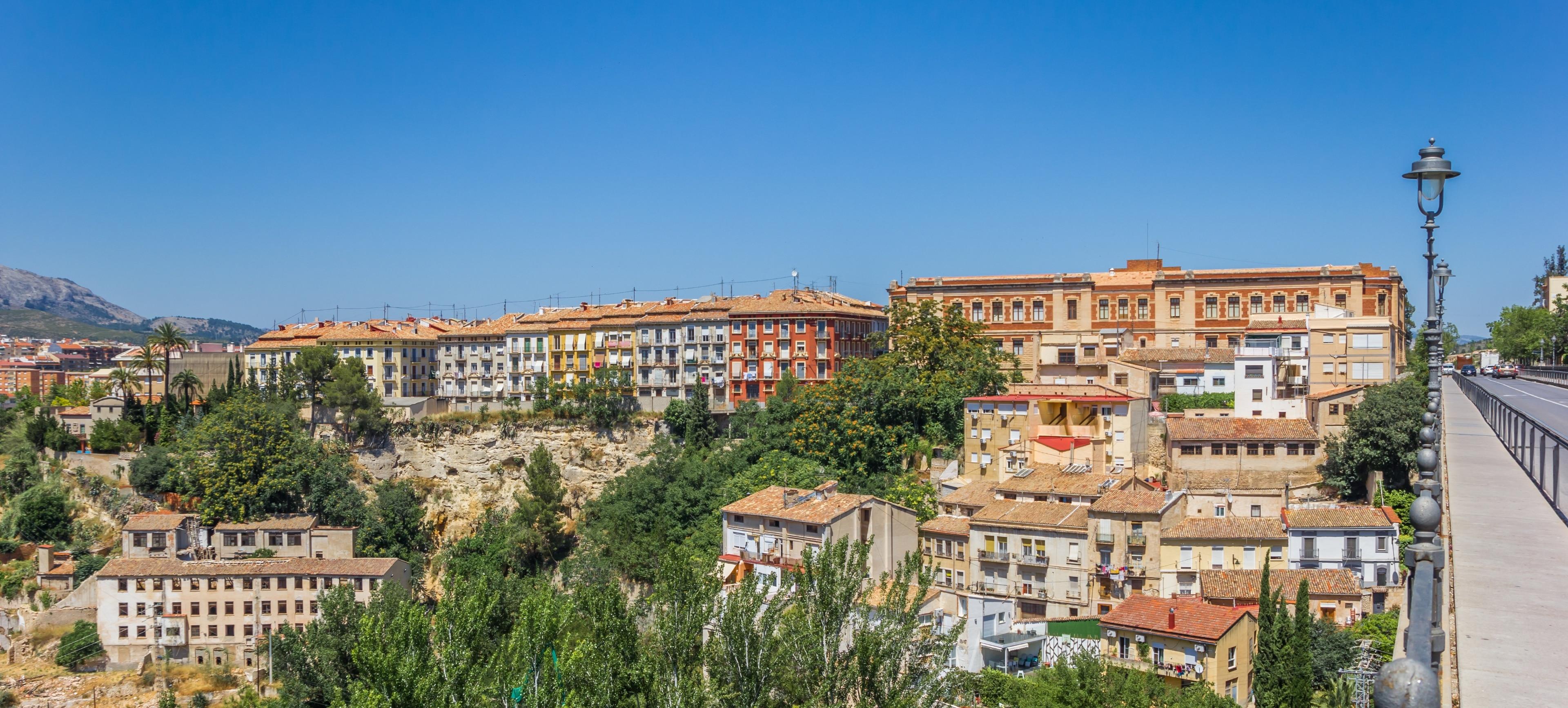L'Alcoià, Valencianische Gemeinschaft, Spanien