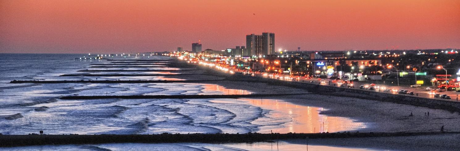 Galveston (and vicinity), Texas, United States of America