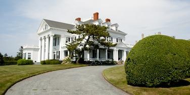 Bellevue Avenue Historic District, Newport, Rhode Island, United States of America