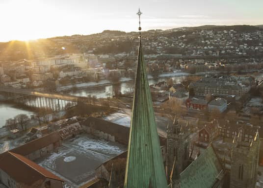 Trondheim, Norsko