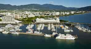 Port de plaisance Cairns Marlin Marina