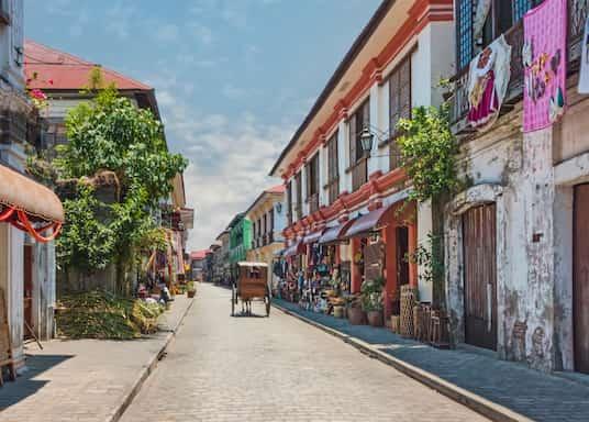 Vigan, Filipina