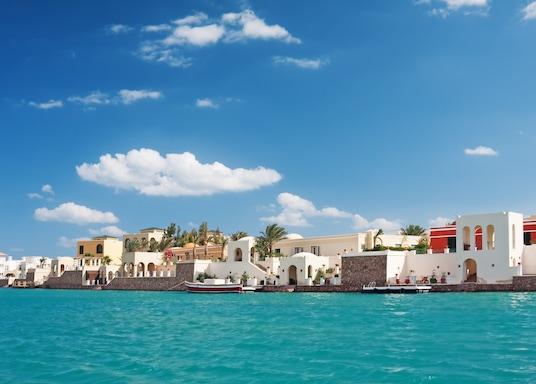 El Gouna, Egyptaland