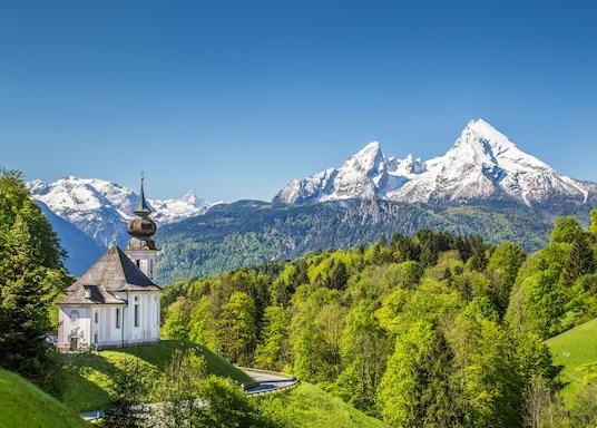 下巴伐利亞, 德國