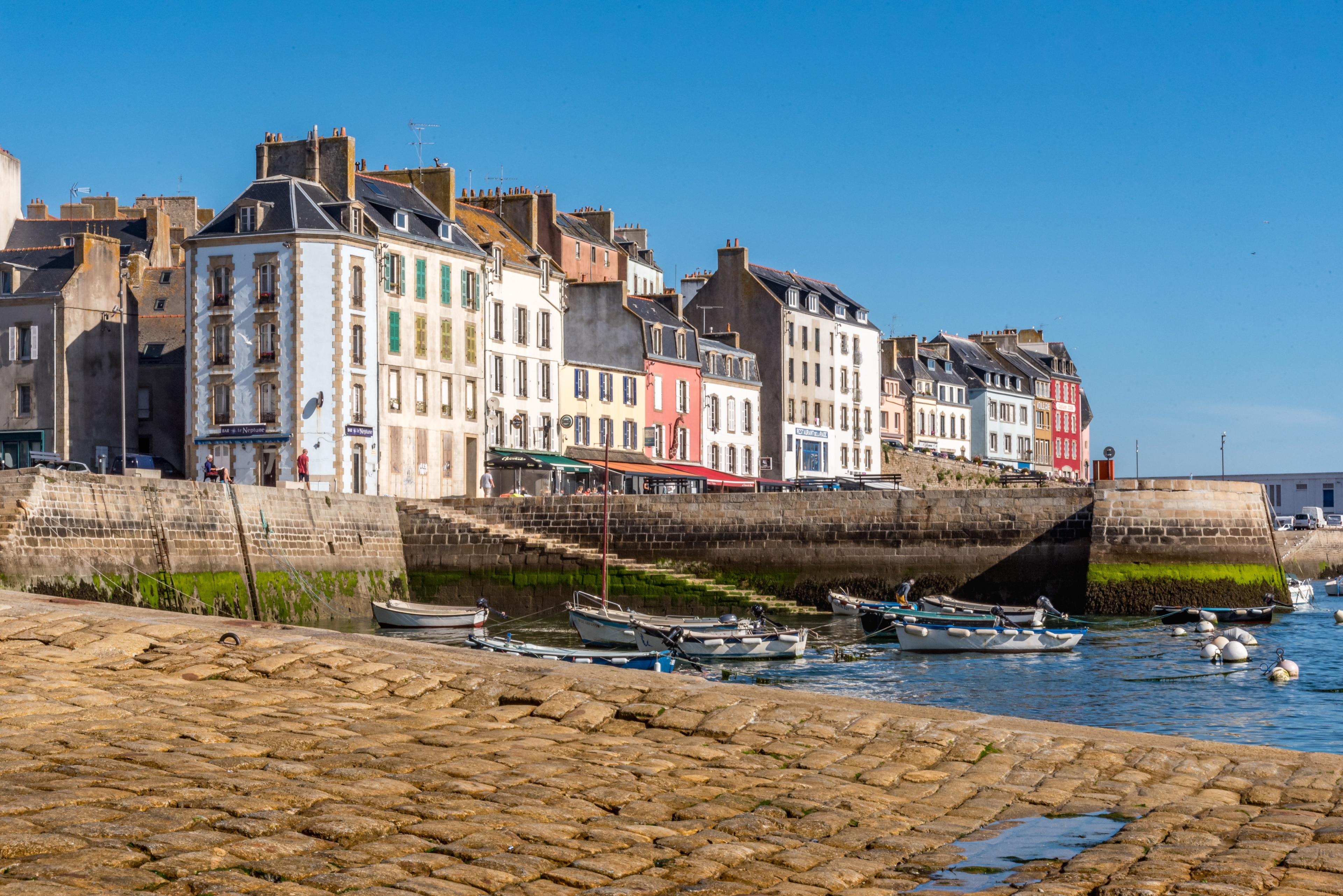 Douarnenez, Finistère, Frankreich