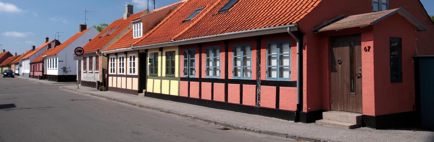 Nexø, Dänemark