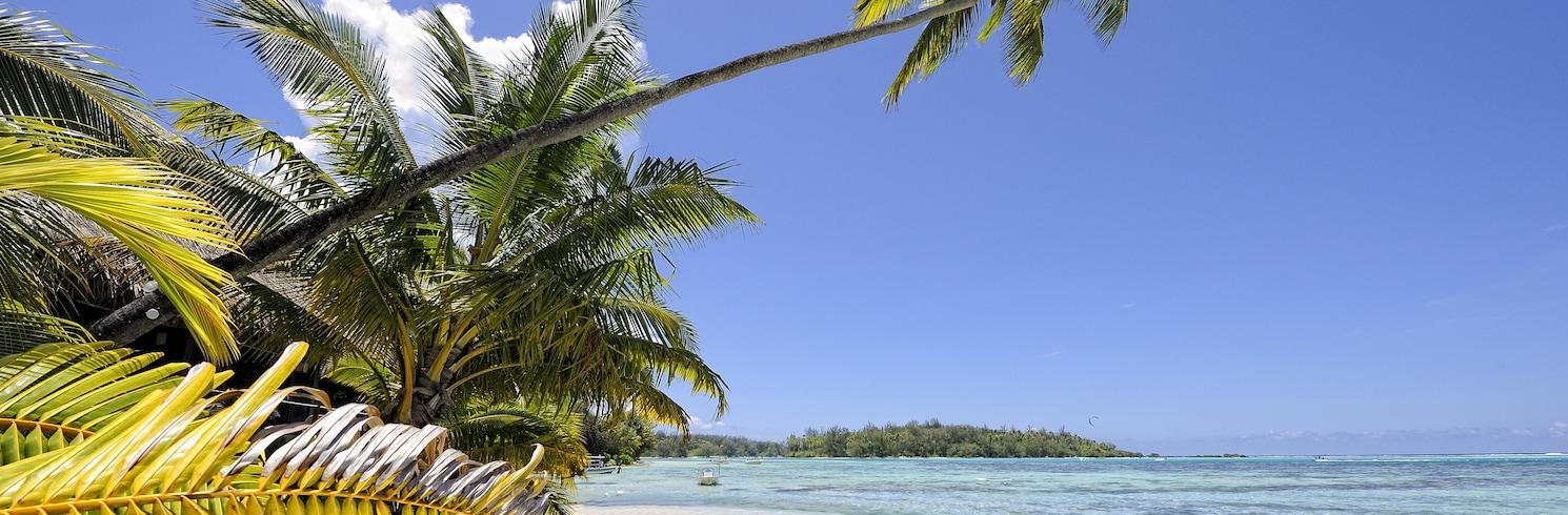 Moorea-Maiao, Fransk Polynesia