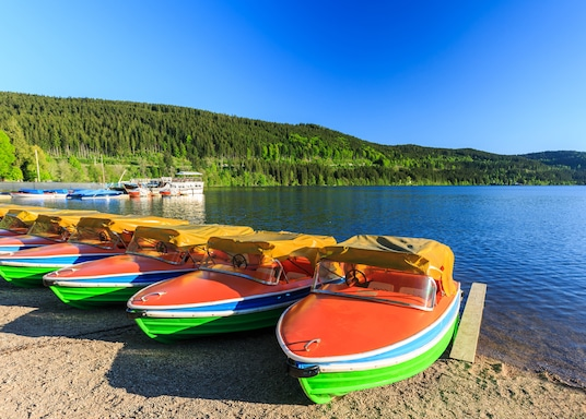 Titisee-Neustadt, Allemagne