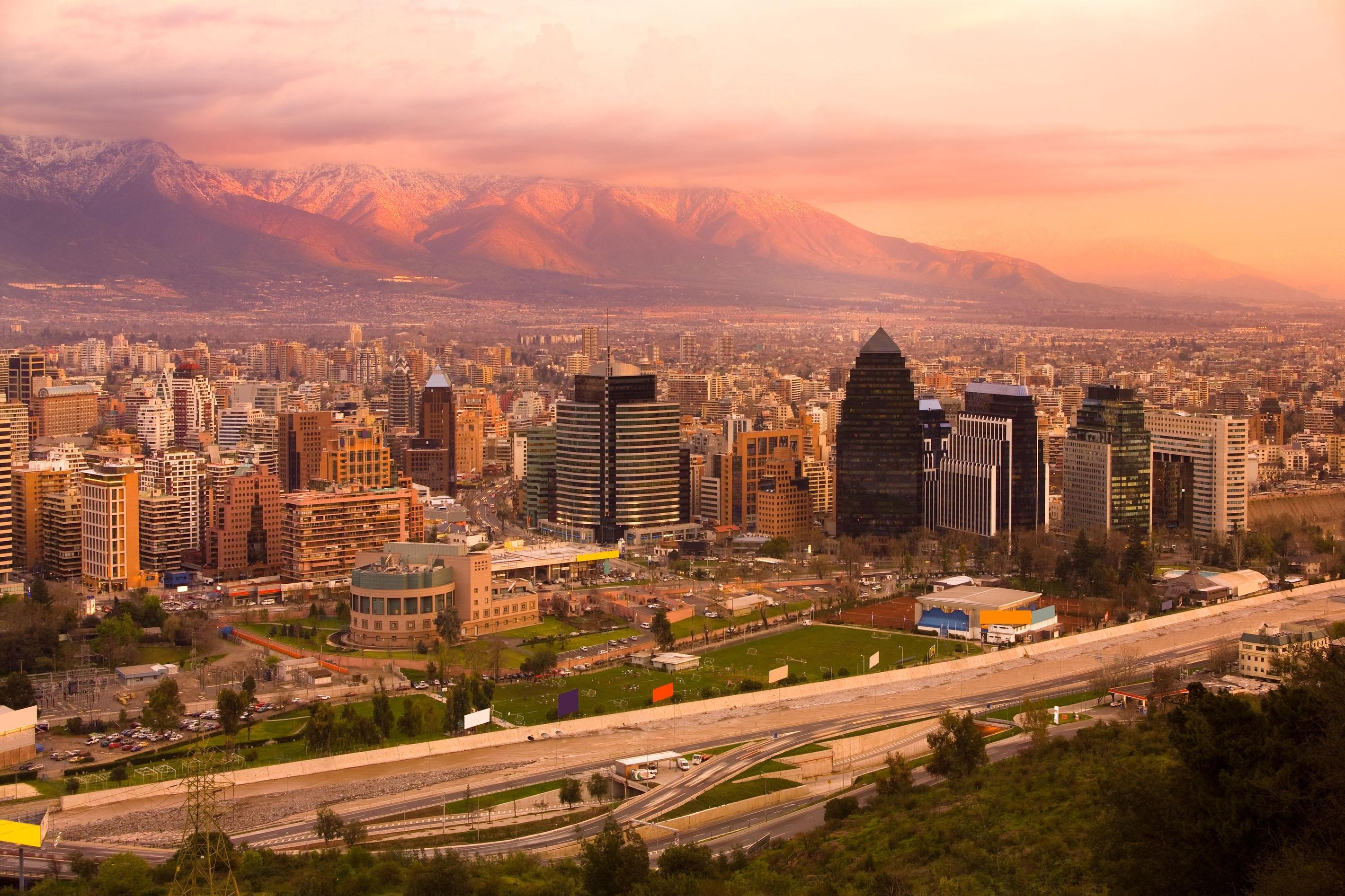 Las Condes, Santiago, Santiago Metropolitan Region, Chile