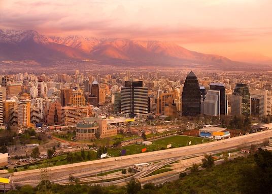 拉斯康德斯, 智利